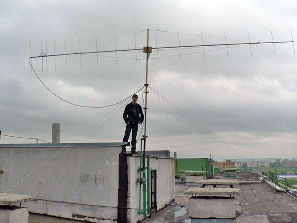 Купить новые и подержанные антенны УКВ диапазона - Yagi ...
